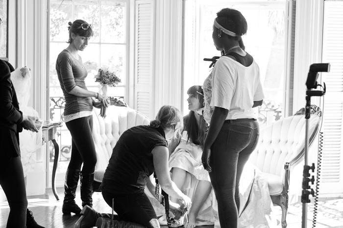 Editor Melissa Bigner; style assistant Loren Springsteen; model Devon; style director Ayoka Lucas