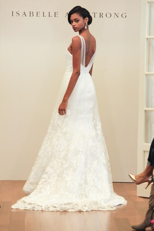 "Isabelle Armstrong's ""Josie."" Available in Charleston through Gown Boutique of Charleston."
