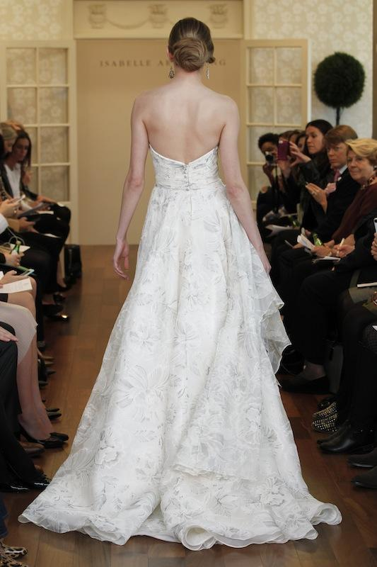 "Isabelle Armstrong's ""Julianna."" Available in Charleston through Gown Boutique of Charleston."