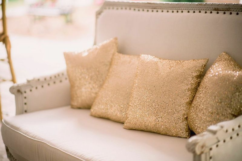 Specialty lounge furniture from Snyder Events. Image by Timwill Photography.
