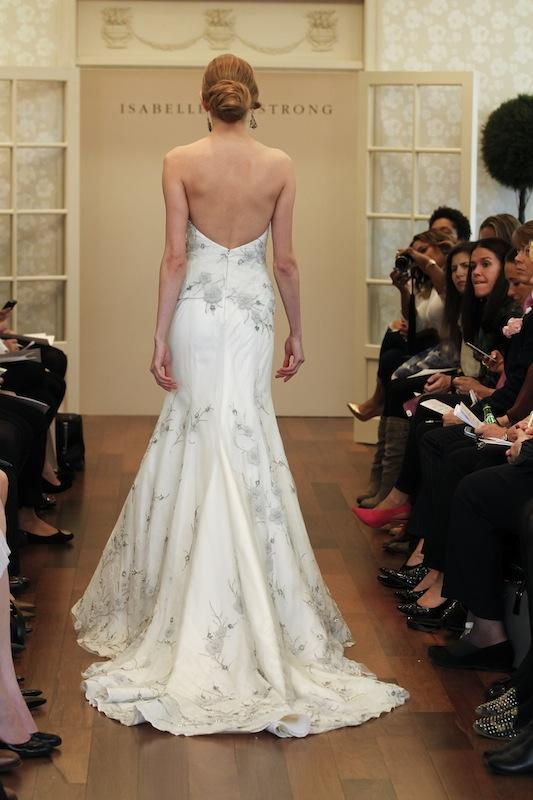 "Isabelle Armstrong's ""Kate."" Available in Charleston through Gown Boutique of Charleston."