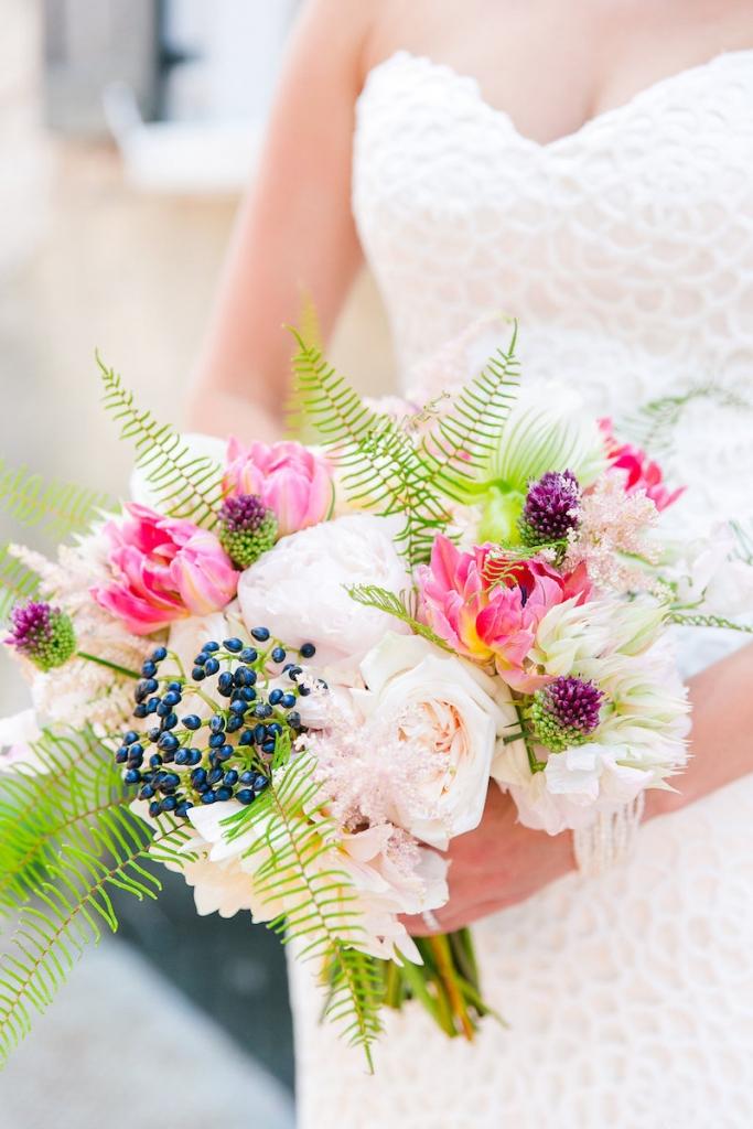 <i>Photograph by Dana Cubbage Weddings</i>