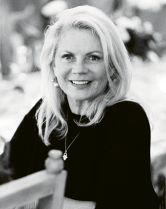 Kathleen McFeeters,  CEO of Donna Morgan