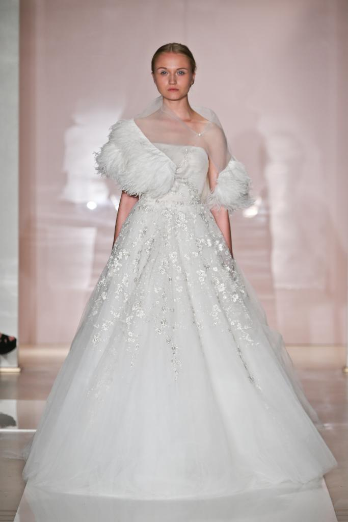 Reem Acra: Fall 2014 Collection