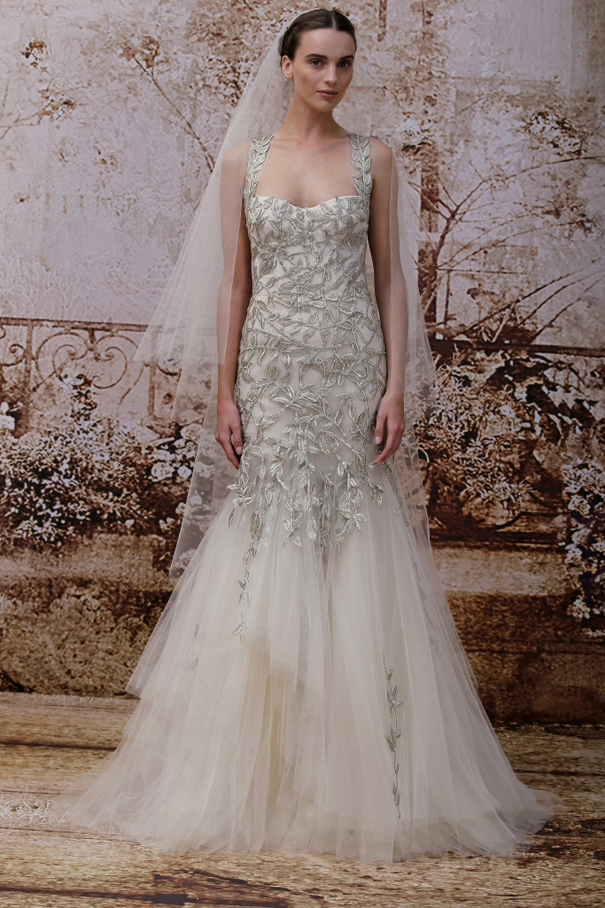 Monique Lhuillier: Fall 2014