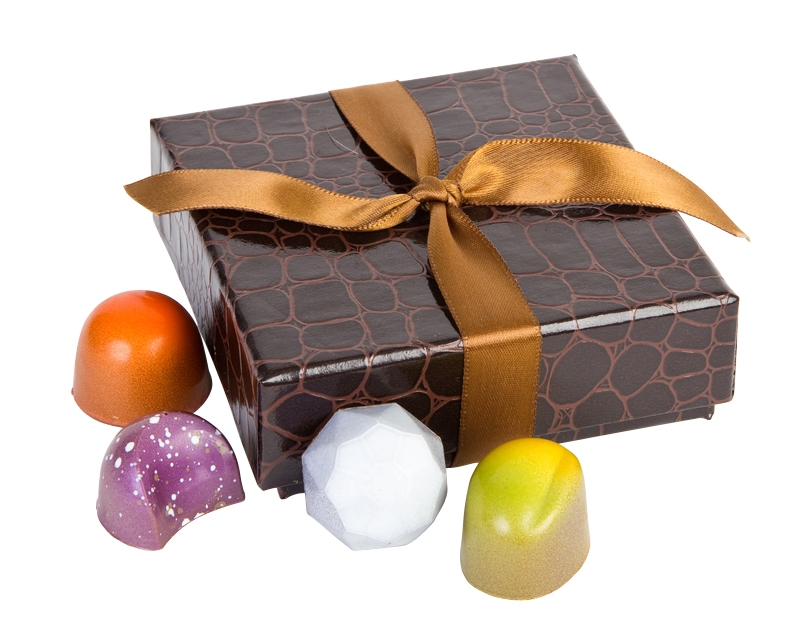 SWEET SET: Chocolates from Christophe Artisan Chocolatier-Patissier