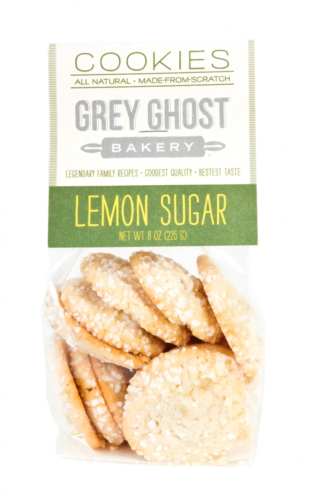 SWEETLY SOUTHERN: Grey Ghost Bakery's lemon sugar cookies from Southern Season
