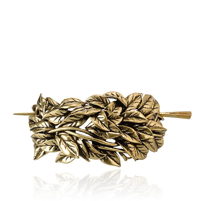 "Samantha Wills' ""Midnight Garden"" brooch. Available through SamanthaWills.com."