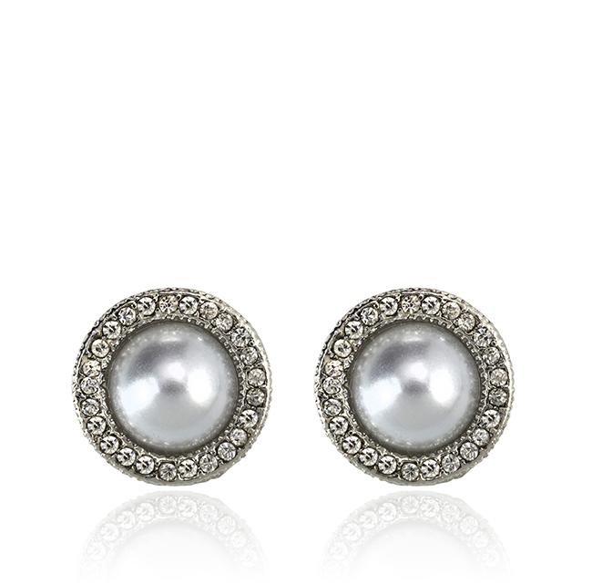 "Samantha Wills' ""Midnight Memoirs"" stud earrings. Available through SamanthaWills.com."