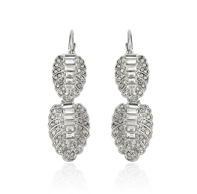 """Samantha Wills' """"Precious Dreamers"""" drop earrings. Available through SamanthaWills.com."""