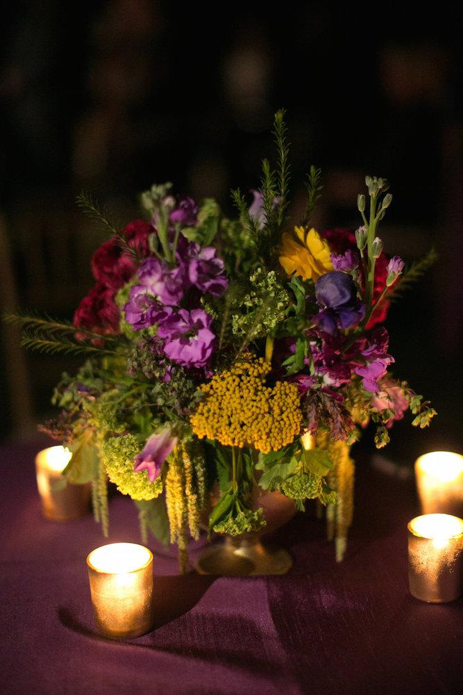 Floral design by A Charleston Bride. Image by Lindsay Collette Photography.