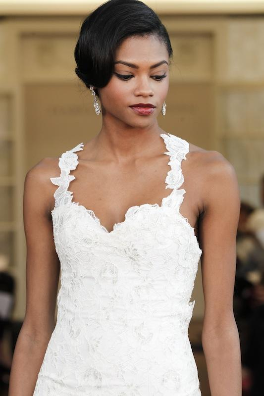 "Isabelle Armstrong's ""Samantha."" Available in Charleston through Gown Boutique of Charleston."