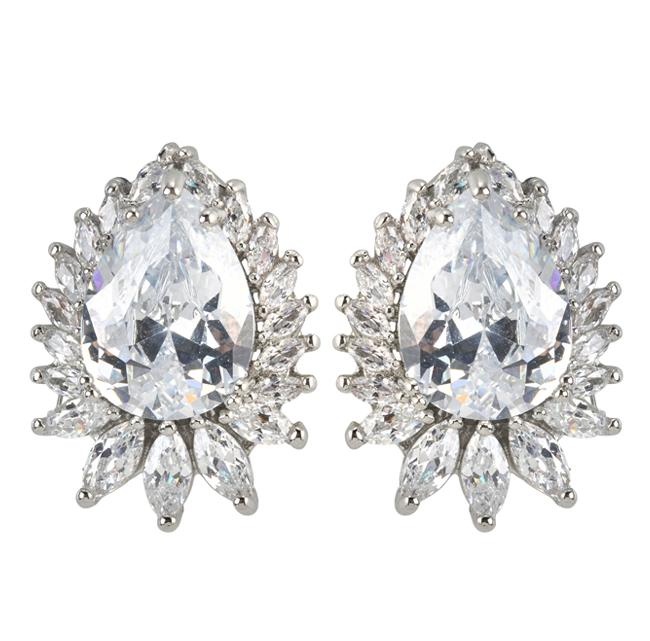 "Samantha Wills' ""Shimmer and Shine"" stud earrings. Available through SamanthaWills.com."