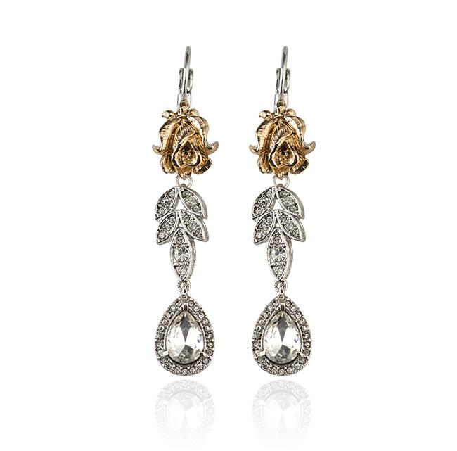 """Samantha Wills' """"Time to Dance"""" drop earrings. Available through SamanthaWills.com."""