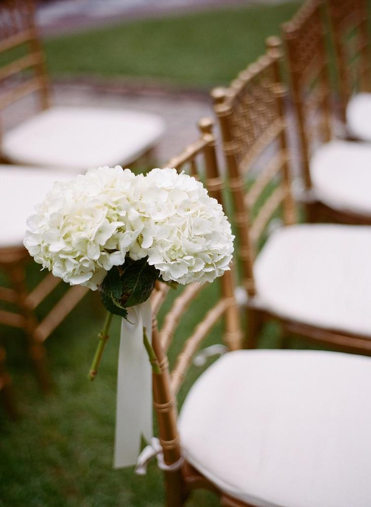 Event and floral design by Gathering Floral + Event Design. Chairs from Snyder Events. Photograph by Marni Rothschild Pictures.