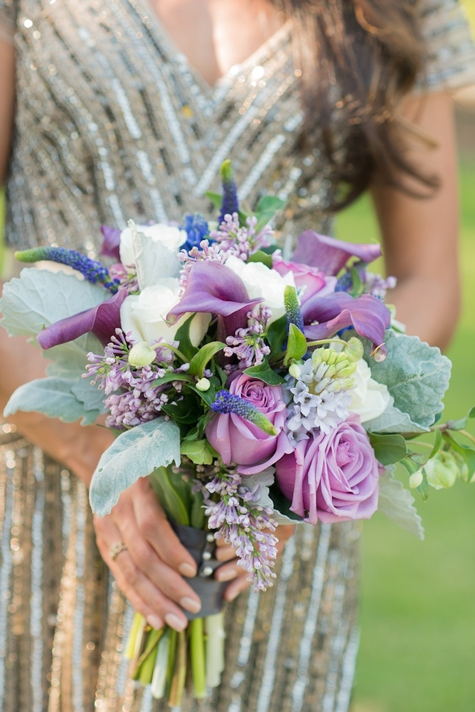 Florals by WildFlower Inc. Image by Leigh Webber Photography.