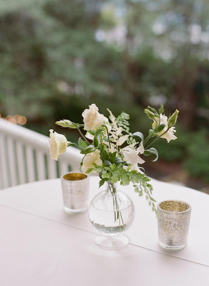 Event and floral design by Gathering Floral + Event Design. Photograph by Marni Rothschild Pictures.