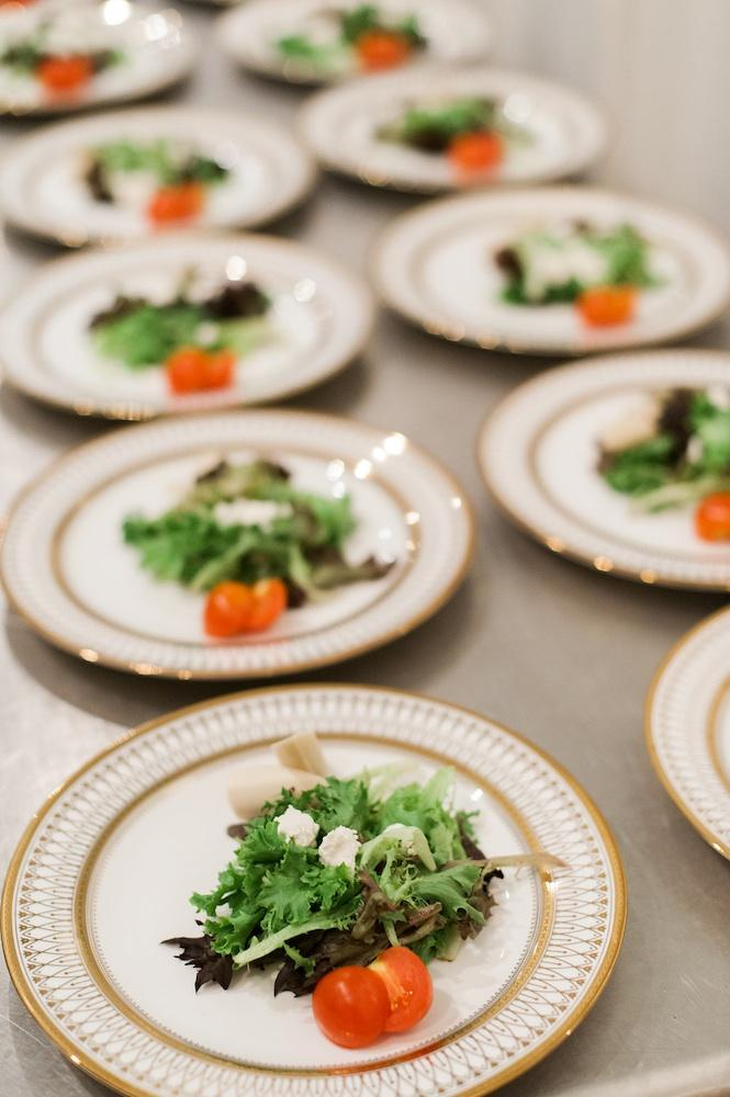 Catering by Patrick Properties Hospitality Group. Photograph by Marni Rothschild Pictures.