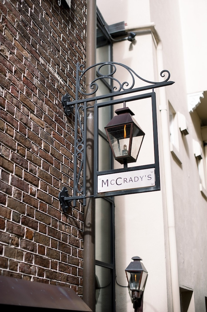 Image by Timwill Photography at McCrady's Restaurant.