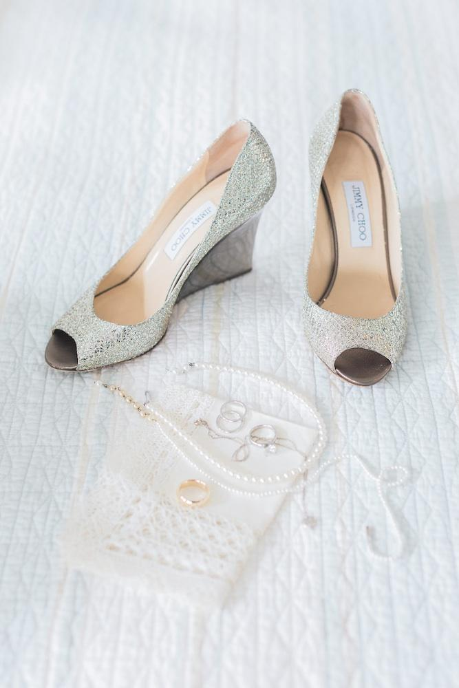 Shoes by Jimmy Choo. Image by Corbin Gurkin Photography.