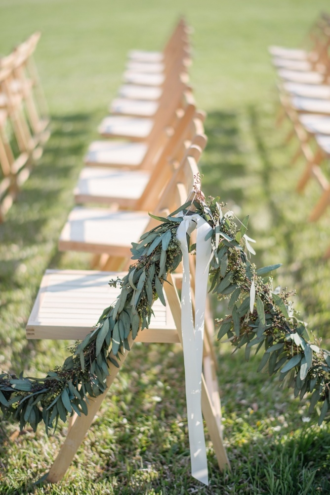 Wedding design by Katherine Weaver. Day-of coordination by RLE Charleston. Florals by Sara York Grimshaw Designs. Photograph by Sean Money + Elizabeth Fay at Runnymede Plantation.