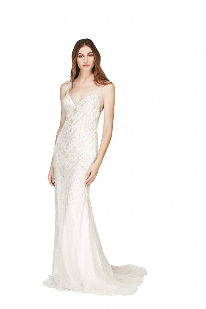 "{Timeless Trend} Beaded Sheath; gown: ""Cristales"" by  Willowby by Watters; Bridals by Jodi,  Fabulous Frocks, Jean's Bridal"