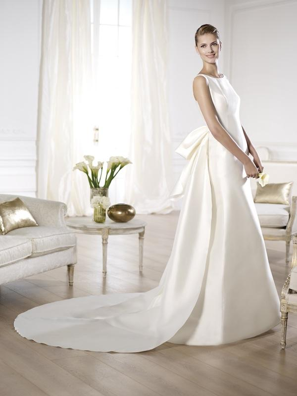 "Pronovias' ""Yermeis."" Available in Charleston through Gown Boutique of Charleston."