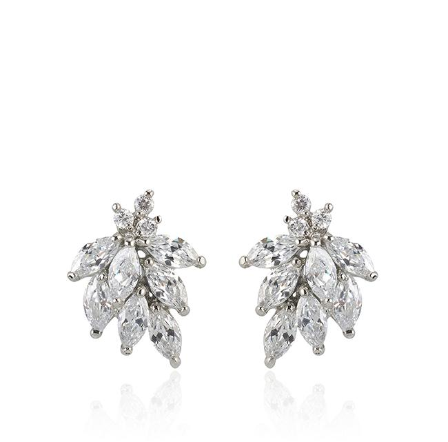 """Samantha Wills' """"You Are All I See"""" stud earrings. Available through SamanthaWills.com."""