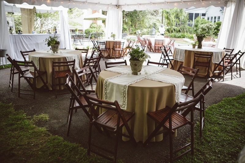 Rentals through Snyder Events. Wedding design and décor by Laura Jones & Company. Image by Amelia + Dan Photography.
