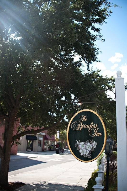 Image by Kelli Boyd Photography at The Beaufort Inn.