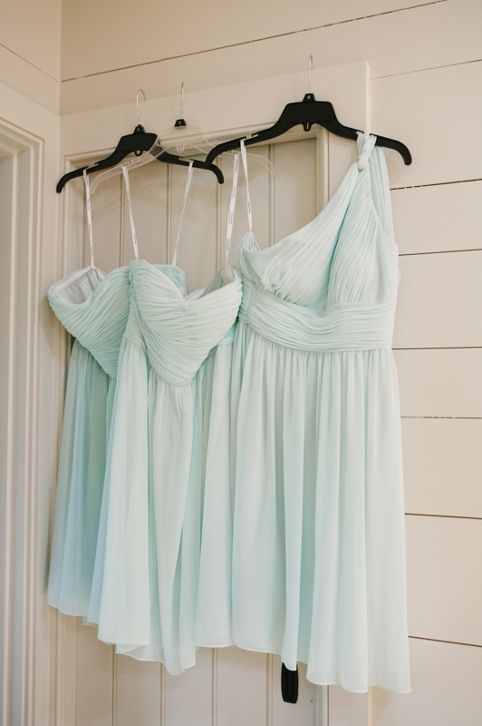 Bridesmaid attire through Bella Bridesmaids. Image by Britt Croft Photography.