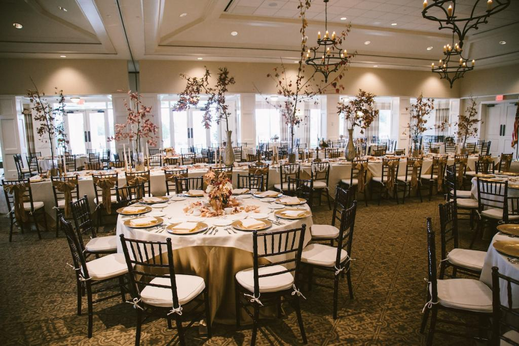 Rentals from the Daniel Island Club. Wedding design, florals, and photograph by Mark Williams Studio at the Daniel Island Club.