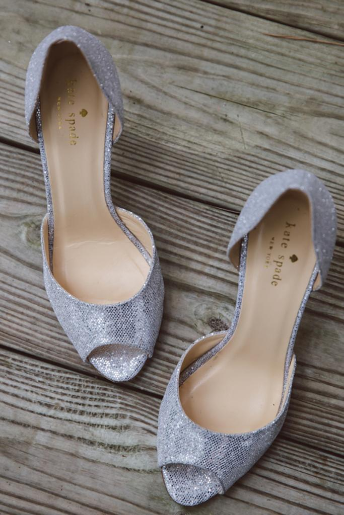Shoes by Kate Spade. Image by amelia + dan photography.