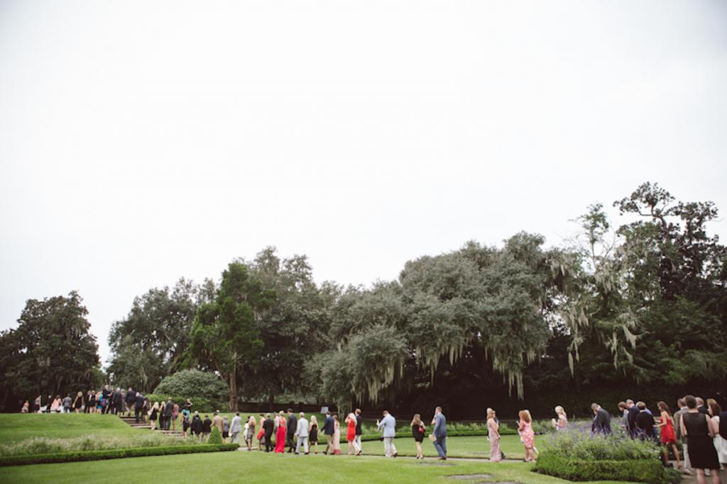 Image by amelia + dan photography at Middleton Place.