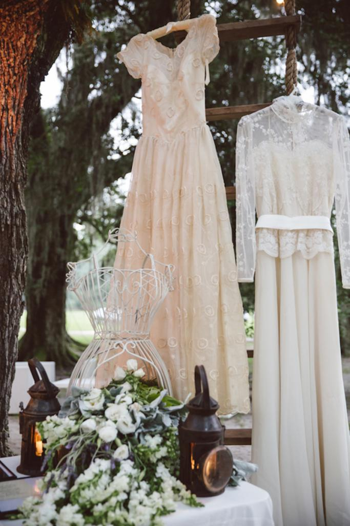 Wedding design and florals by Fox Events. Image by amelia + dan photography at Middleton Place.