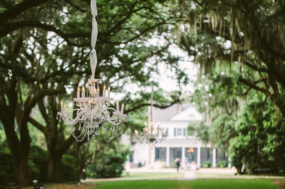 Lighting by EventHaus. Photograph by Juliet Elizabeth at the Legare Waring House.